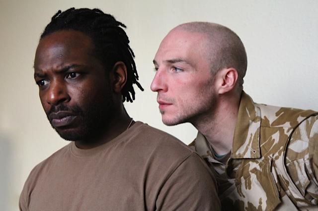 Othello (2014) : Gabriel Paul (Othello) & Chris Lindon (Iago)